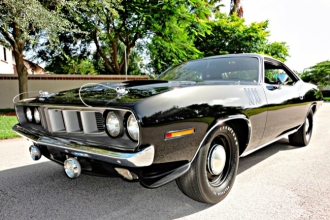 Plymouth Barracuda 1970 фото