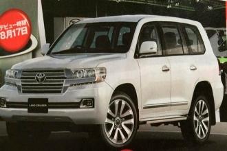 Новая Toyota Land Cruiser 300 2016: фото, цена и технические характеристики